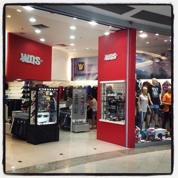 Reforma da loja WQSurf Caxias
