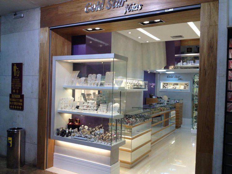 Inaugurada hoje a Gold Star do shopping 45