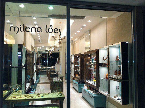 Confira fotos da inauguração da nova loja Milena Lóes na Tijuca. SUCESSO!