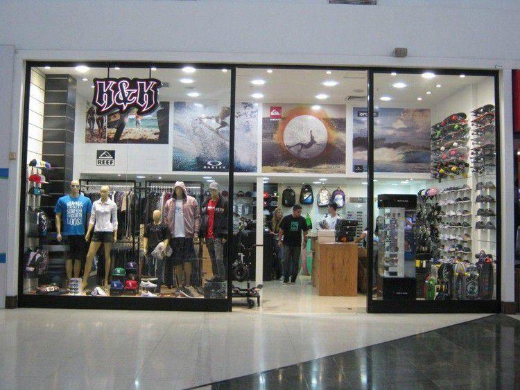 Arquitetura Comercial - Reforma da Loja K&K no Shopping Grande Rio