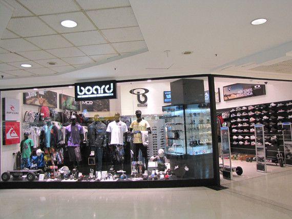 Projeto de Arquitetura Comercial para lojas Board